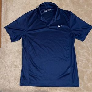 Nike Golf Standard Dri Fit Polo